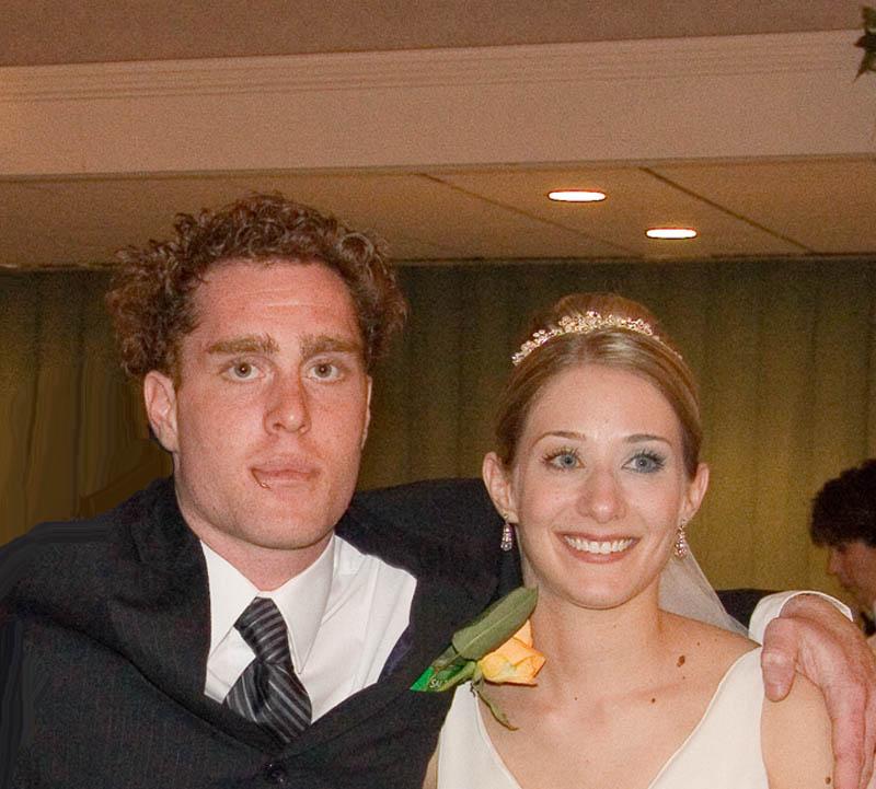Eric & Marie