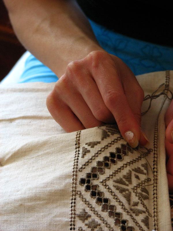 Crafts in Lefkara