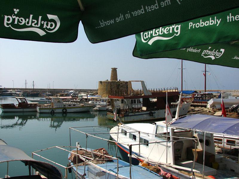 Charming harbor