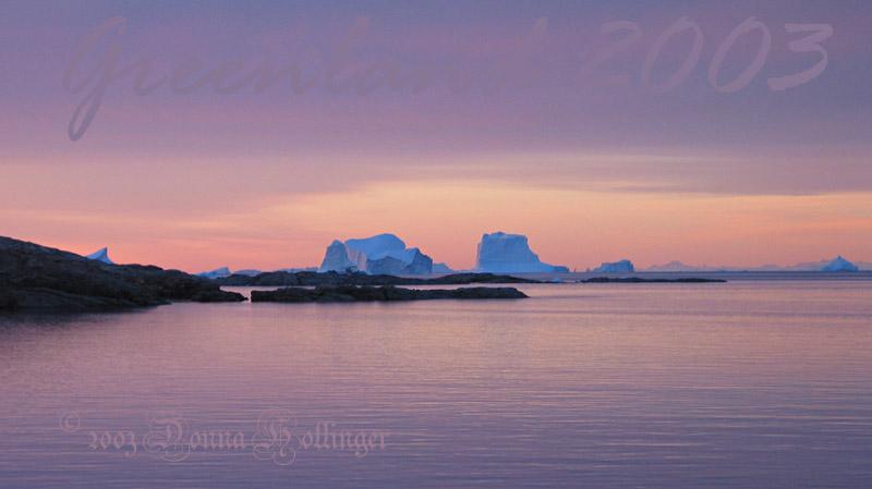 Greenland 2003