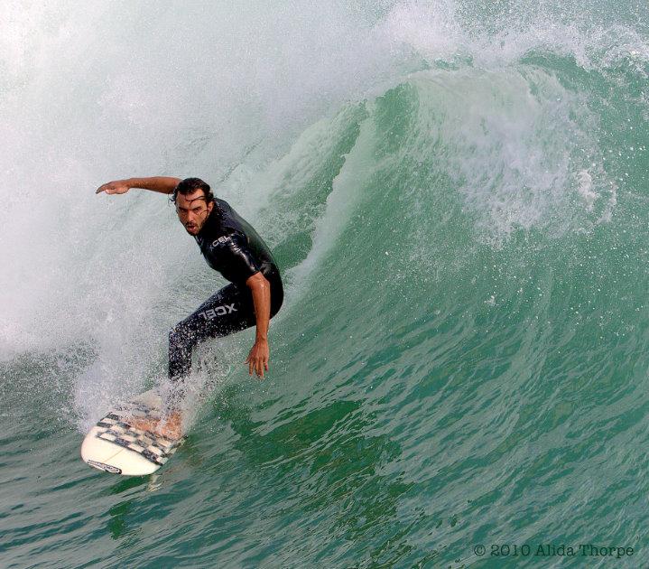 Juno Beach Pier, Florida Surfing