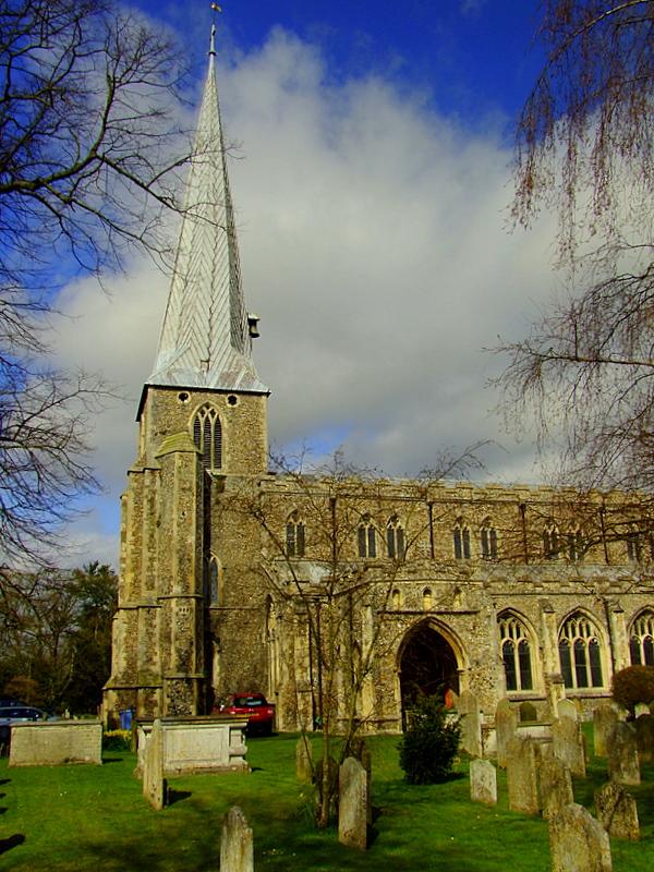 St.Marys Church,Hadleigh