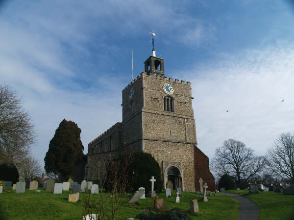 St.John The Baptist church,Finchingfield