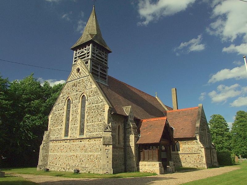 All Saints,East Hanningfield