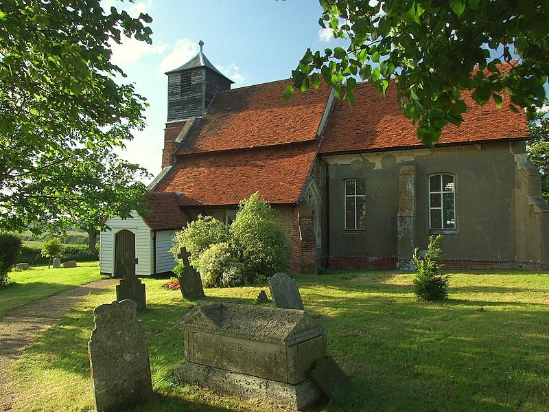 St.Marys church,Buttsbury.