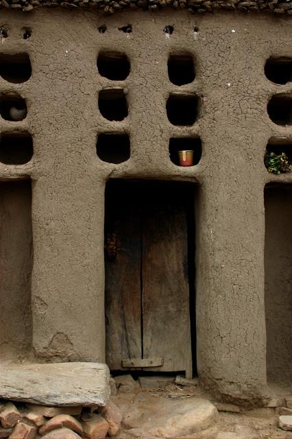 mud house, bandigara