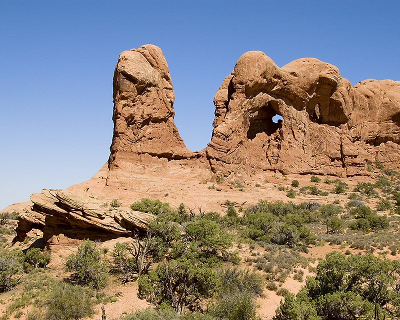 Arches - One