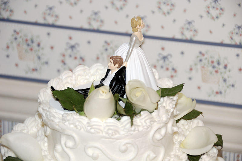 The Cake Ornament