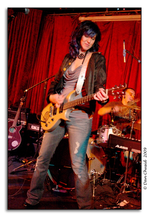 Astra Kelly @ The Ruby Room