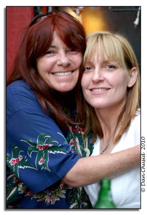 Mary Fleener and Annie Marshall