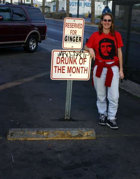 Drunk Of The Month