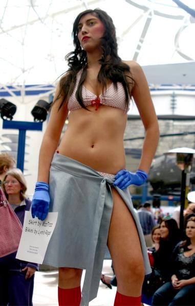 <br><br>THREAD Fashion & Lifestyle Show - March 2006