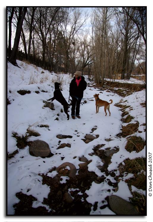 Santa Fe Creek