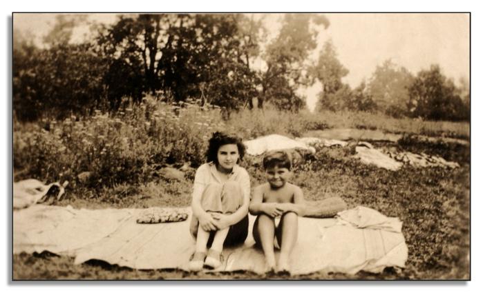 Mom & Bobby