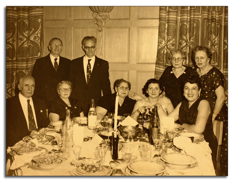 Late 40s/Early 50s Gathering