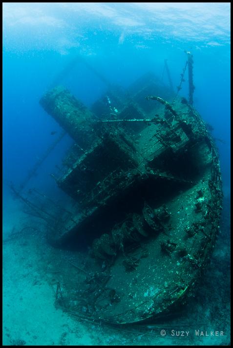 Ghiannis D shipwreck