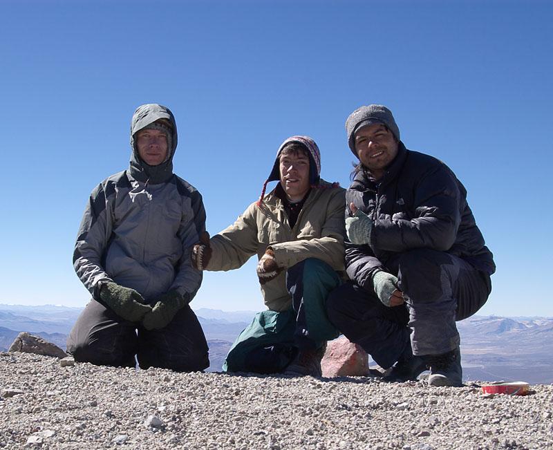 Roman, Igor, Carlos