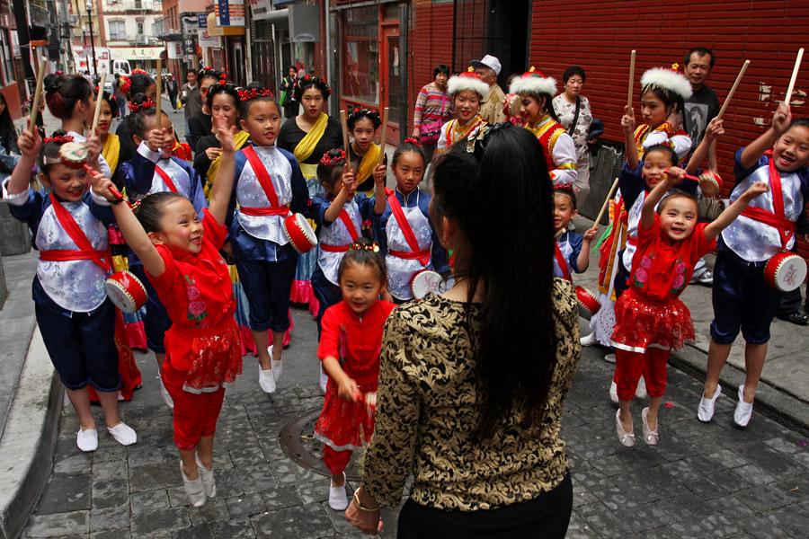 Moon Festival-San Francisco Chinatown