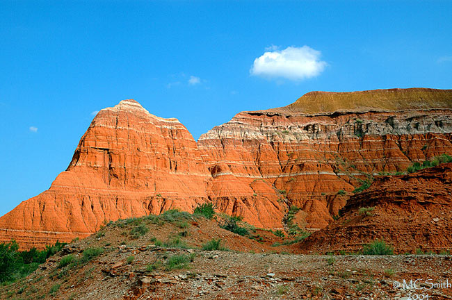 Palo Duro Canyon Ridge