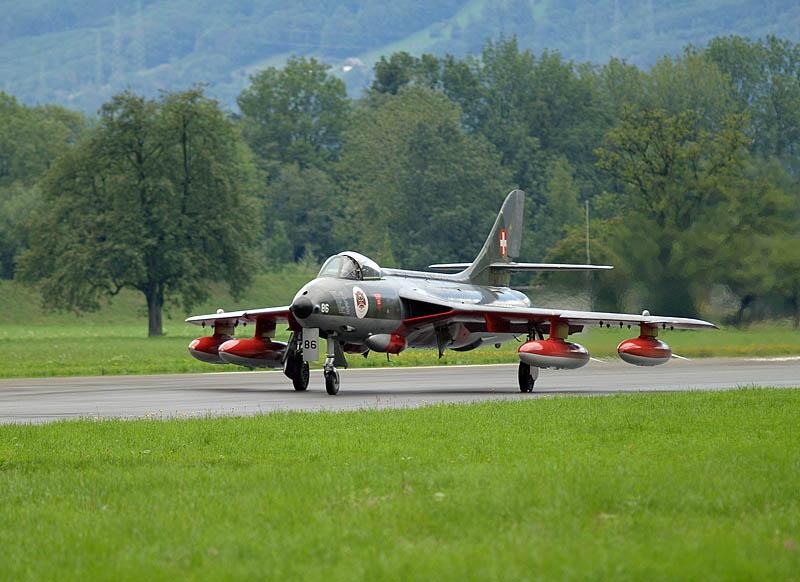 Hawker Hunter F Mk. 58