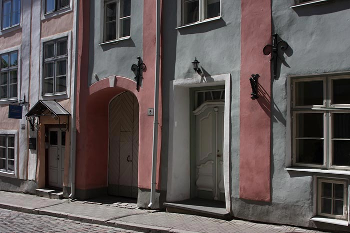 Historical Houses,Tallinn