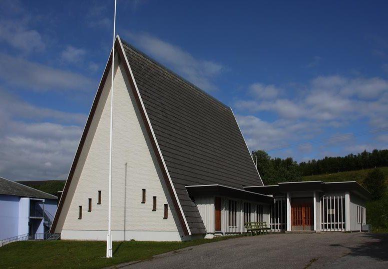 near  Åse,Vesteralen,Norway