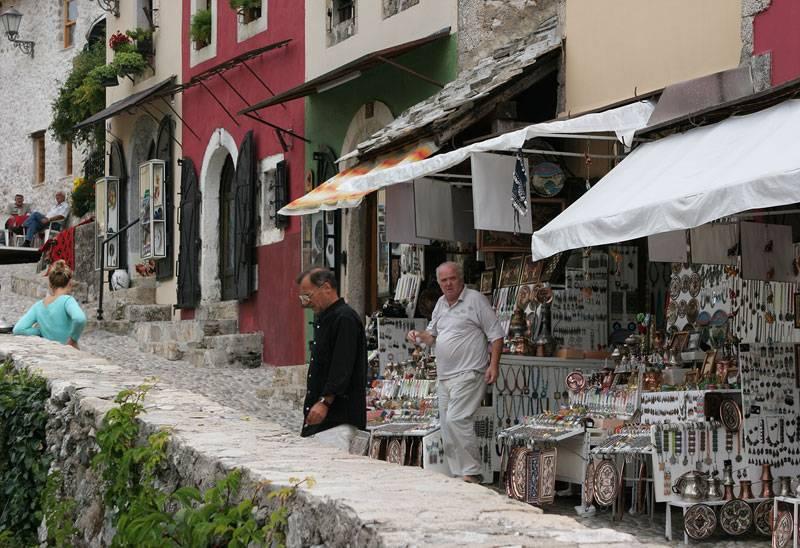 Bazaar mile