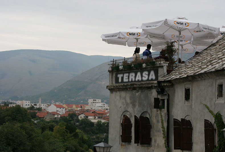 Terasa(terrace),wonderful place