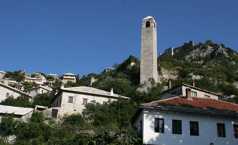Pocetelj,,near Metkovic