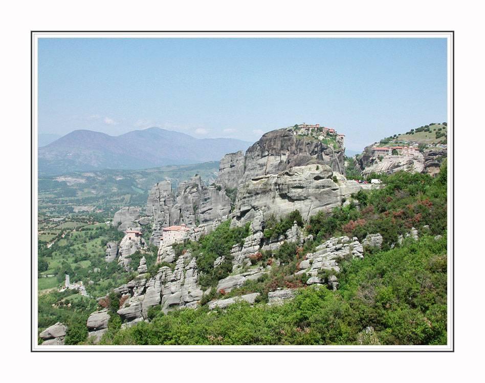 Monasteries,overview