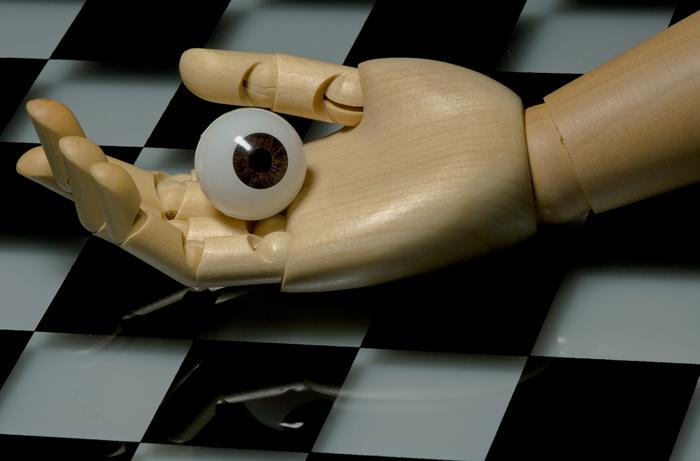The Hand and the Eye II