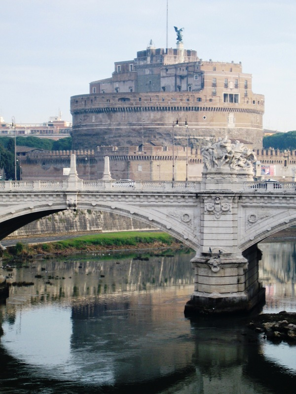 Rome - Castel San Angelo.JPG