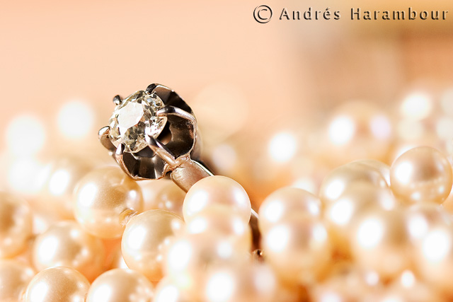 Anillo en Perlas