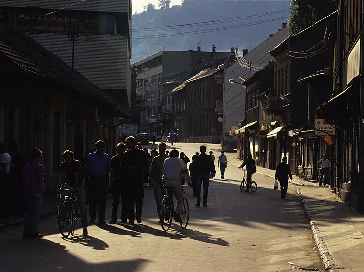 Downtown Zenica