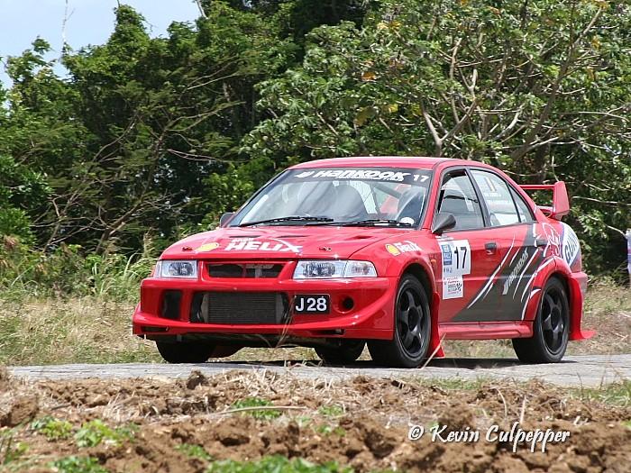Rally Barbados 2007