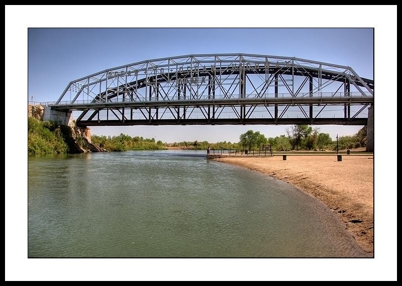Colorado River crossing