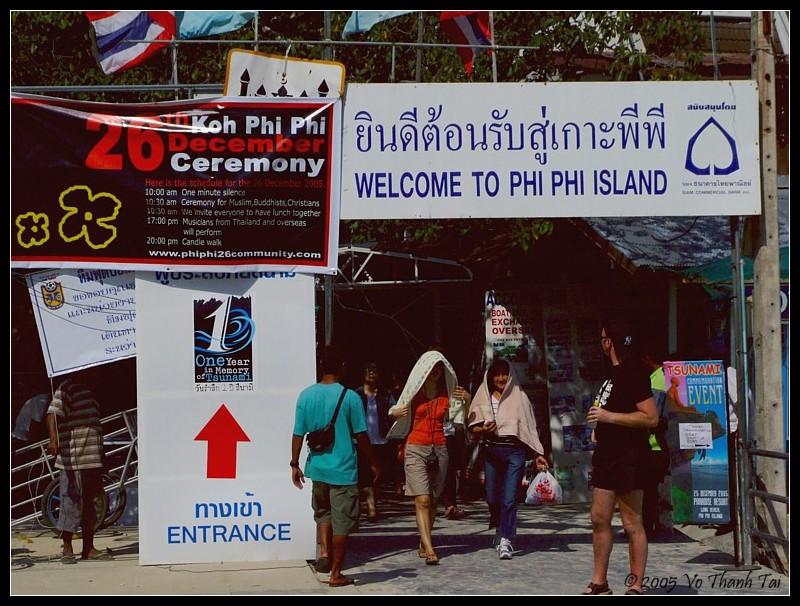 Welcome to Koh Phi Phi