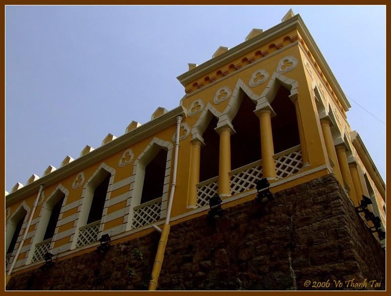Moorish Barracks