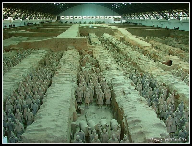 Terracotta Warriors (Hall 1)