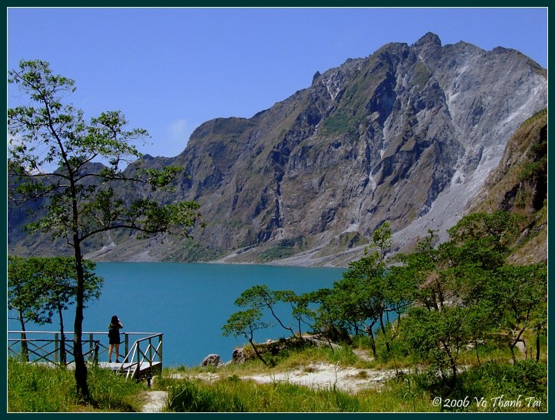 Awesome Pinatubo