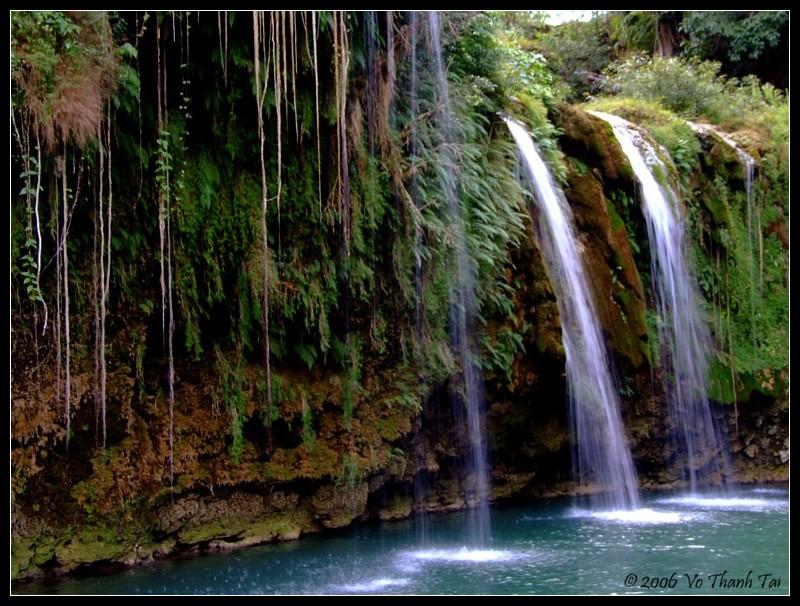 Bolinaos waterfalls