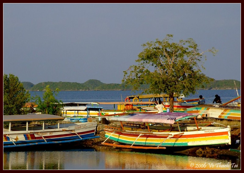Lucap and Hundred Islands NP