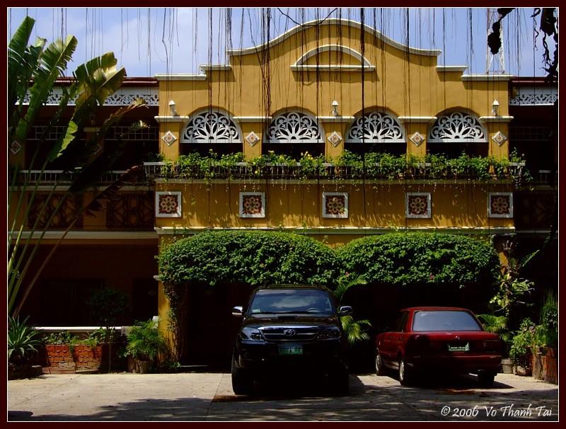 Tarlacs Asiaten hotel