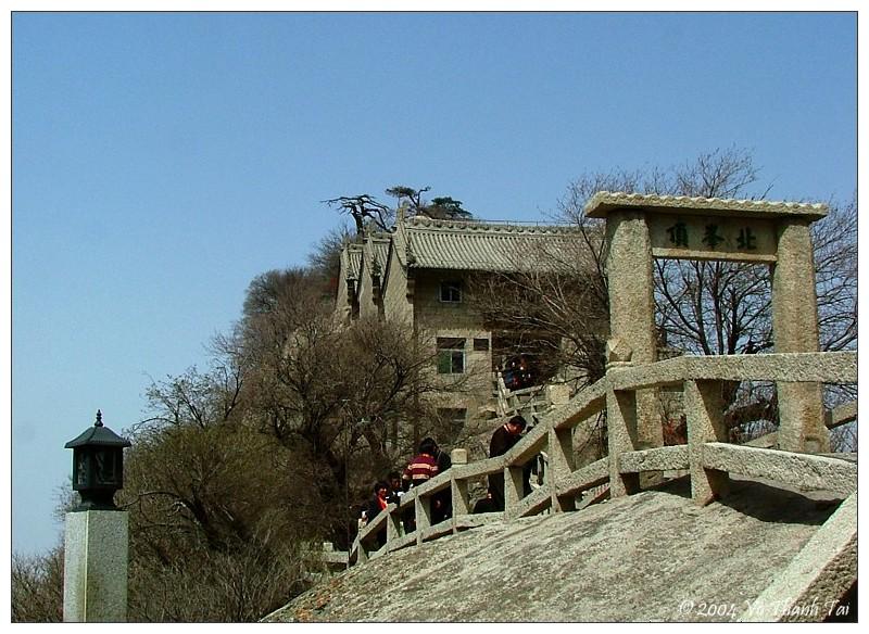 Hua Shan Monastery