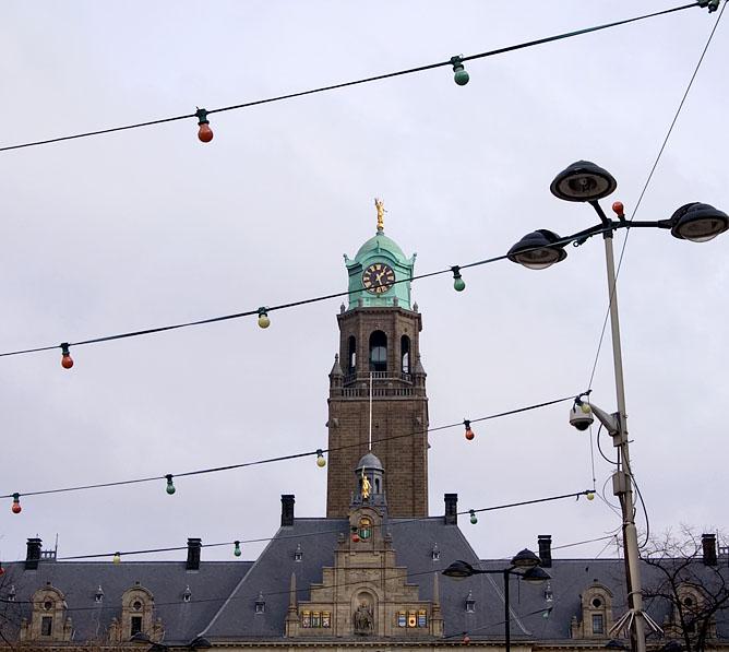 Rotterdam, townhall
