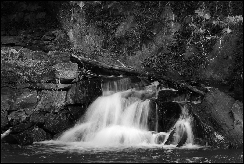 Great Falls_BW