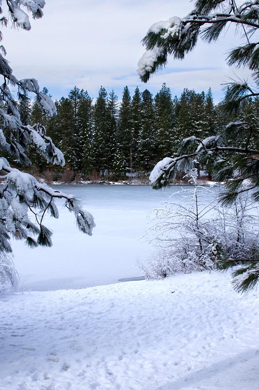 De Sabla Reservoir