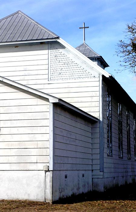 Back of St. Marys Church