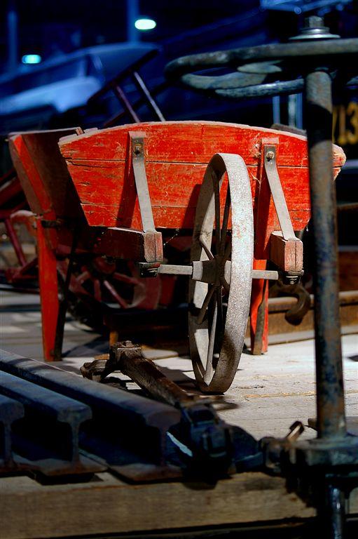 Old Coal Cart