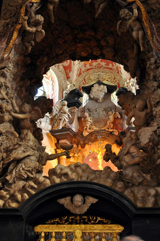 Relics in Trier Cathedral,  Rhineland-Palatinate